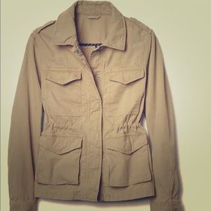 Women's Gap Utility jacket.